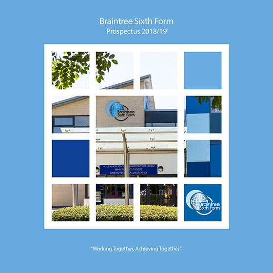 Braintree Sixth Form Prospectus 2018-19