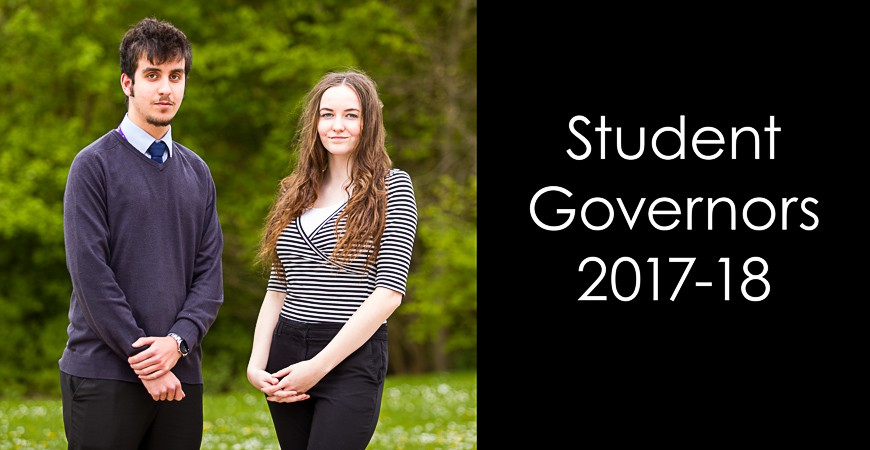 New Student Governors