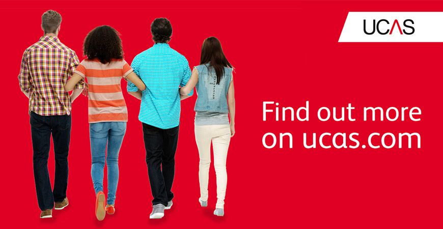 UCAS Launch 2017