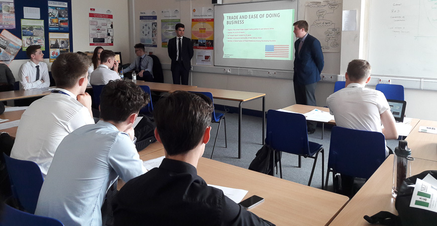 Year 12 Business Studies - Globalisation