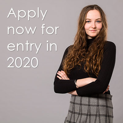 Apply to Braintree Sixth Form for entry in 2020