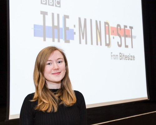 BBC Mindset Presentations with Megan Amos