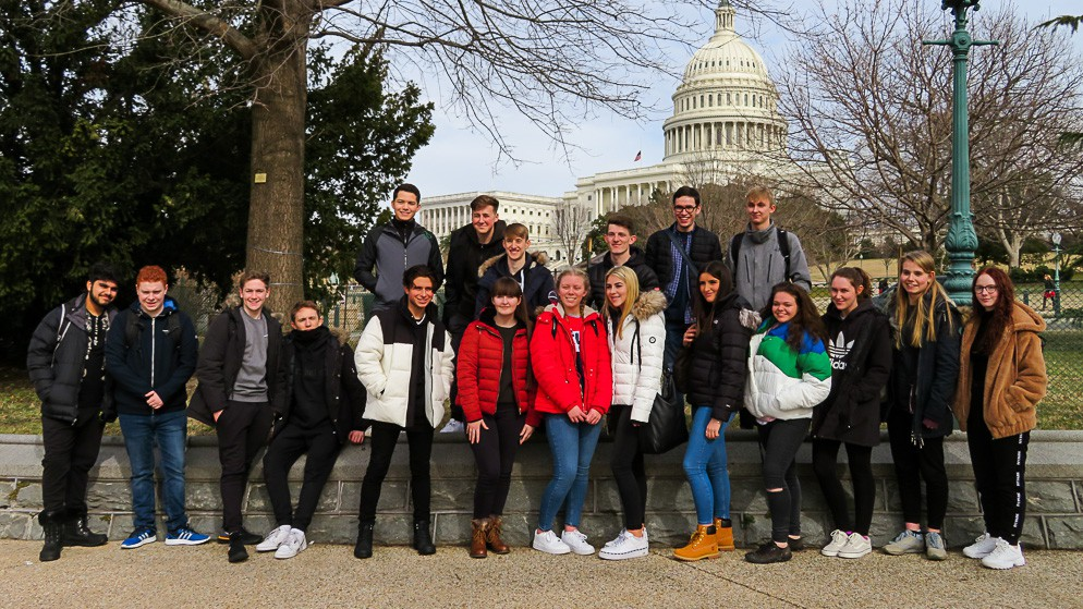 Year 13 Trip to New York and Washington