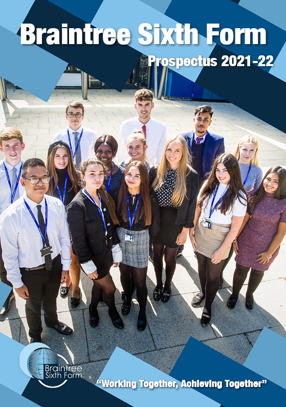 Braintree Sixth Form Prospectus 2021-22