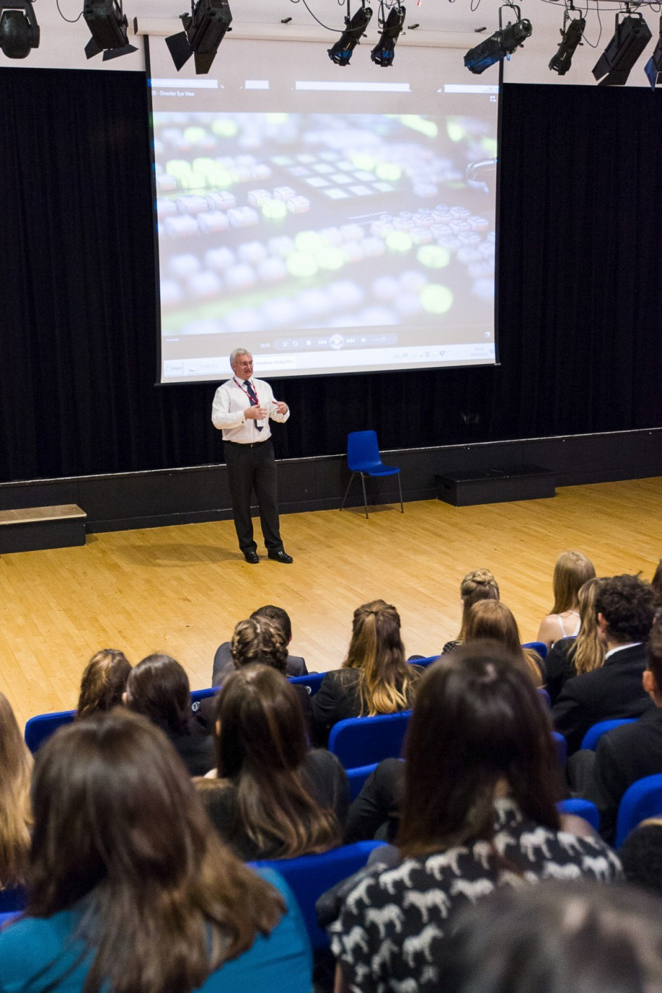 Speakers for Schools Talk – Lead Director of BBC News, Tuesday 9 June