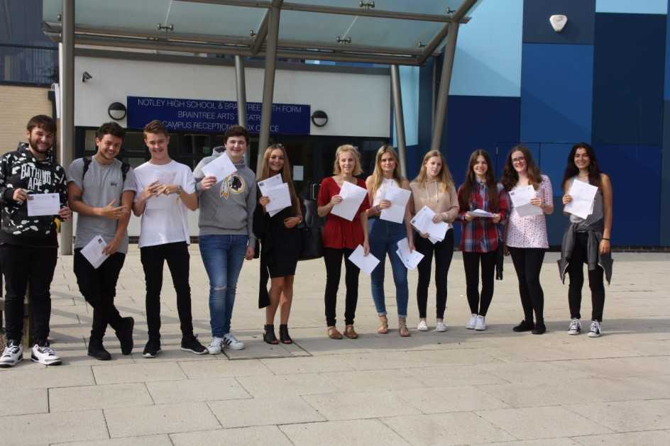 A Level Results Success 2016