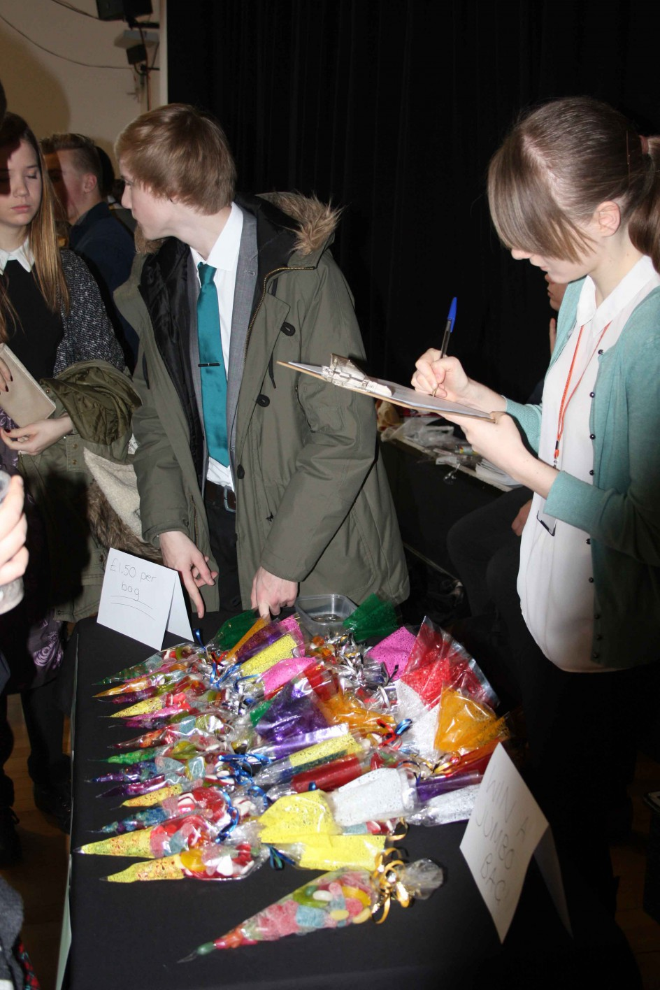 Year 12 Enterprise Fair, Thursday 26 March