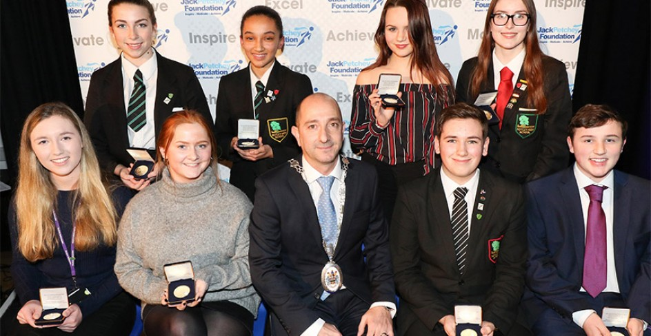Jack Petchey Foundation Achievement Awards Evening