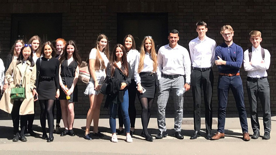 Year 12 Law Trip to Chelmsford Crown Court