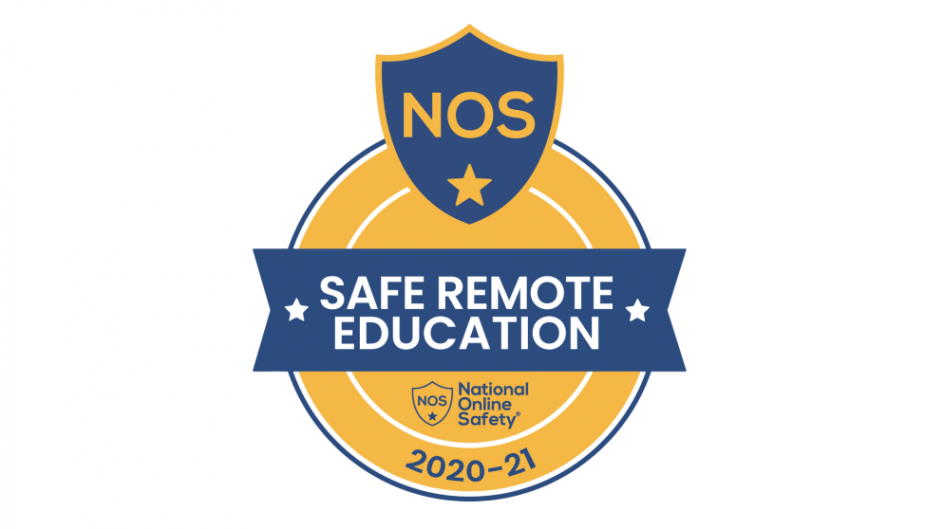 National Online Safety Safe Remote Education Accreditation