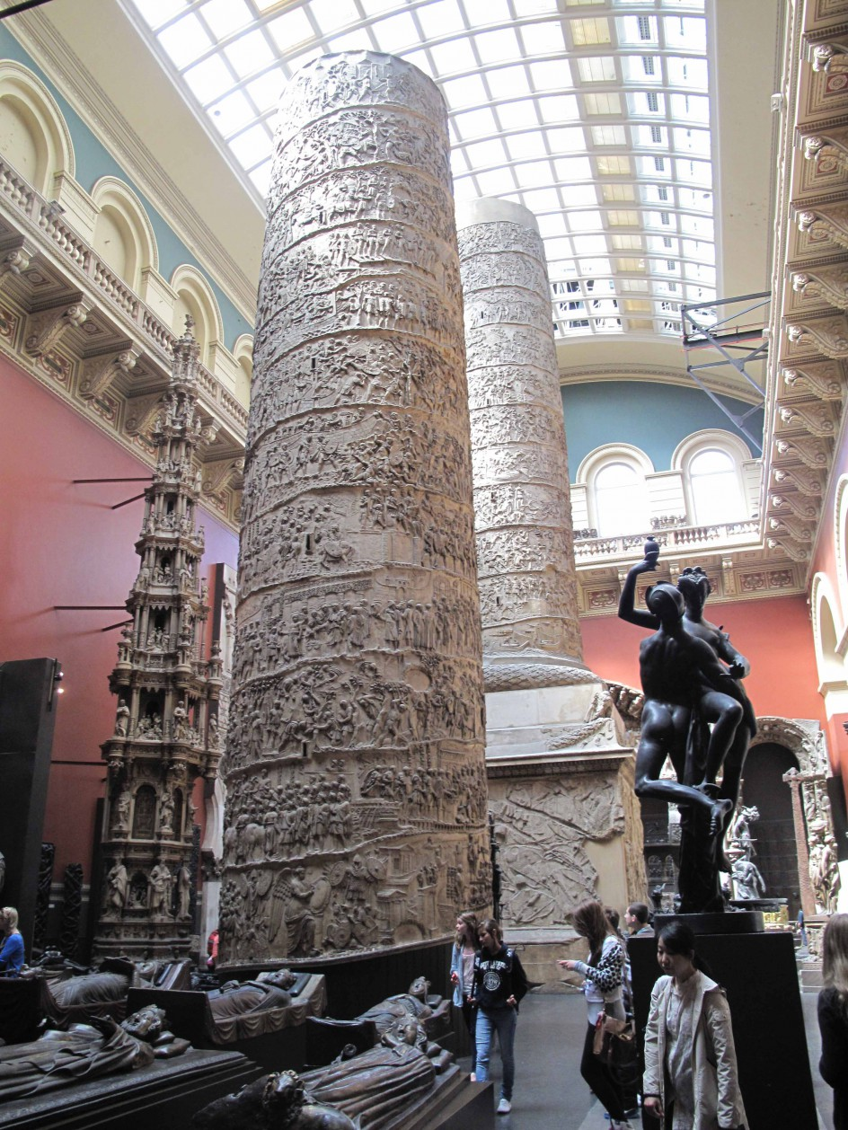 IB Theory of Knowledge - Visit to the Victoria & Albert Museum, Tuesday 24 November