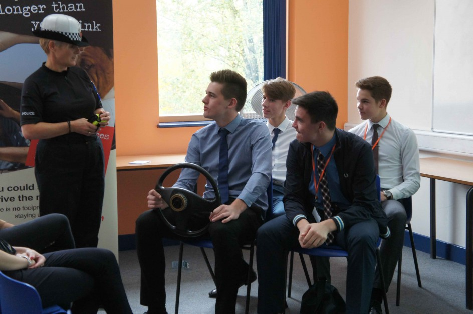 Year 12 Impact Day (Roadster), Thursday 13 November 2014