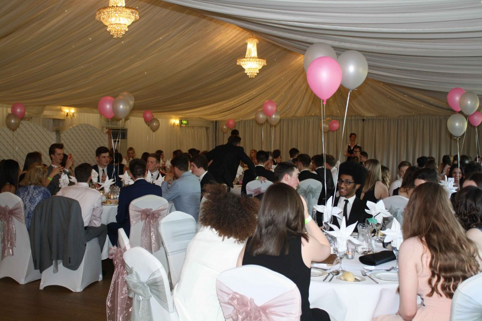 Leavers' Event, Monday 29 June