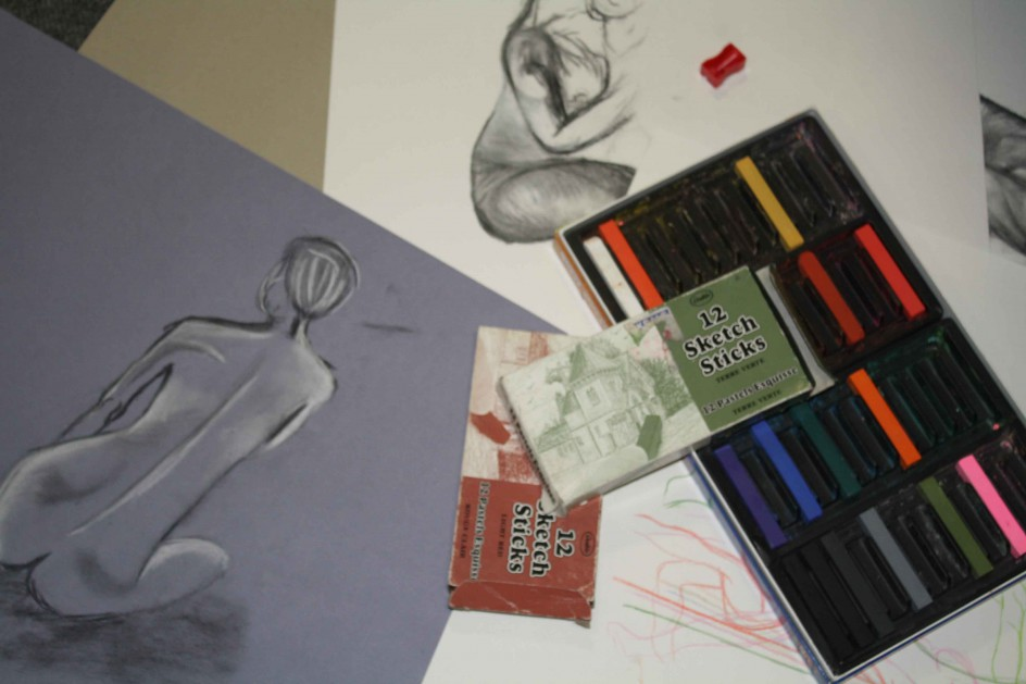 Life Drawing Workshop, Wednesday 14 June
